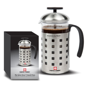 Swiss Force® Coffee Press - 20oz