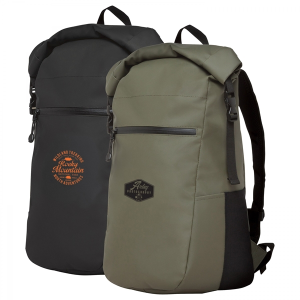 Ashbury Call of the Wild Roll-Top Water Resistant 22L Backpack