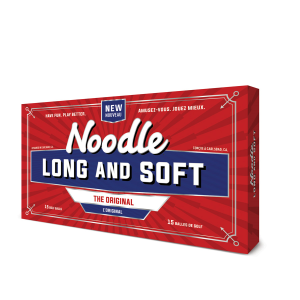 Noodle Long & Soft 15 Ball Pack