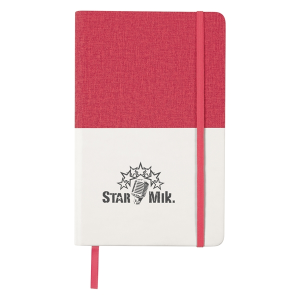 Two-Tone Heathered Journal
