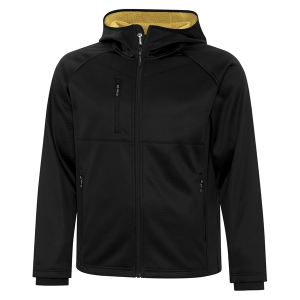 DRYFRAME® Bonded Tech Fleece Full Zip Hooded Jacket