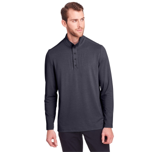 North End Men's Jaq Snap-Up Stretch Performance Pullover