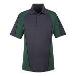 Harriton Men's Advantage Snag Protection Plus IL Colorblock Polo